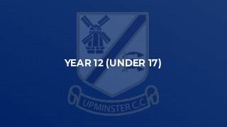 Year 12 (Under 17)