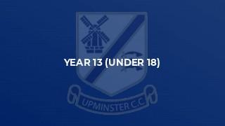 Year 13 (Under 18)