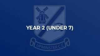 Year 2 (Under 7)