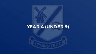 Year 4 (Under 9)