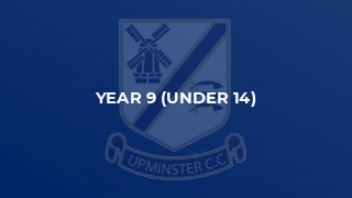 Year 9 (Under 14)