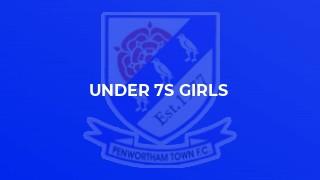 Under 7s Girls