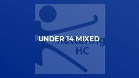 Under 14 Mixed