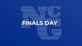 Finals day
