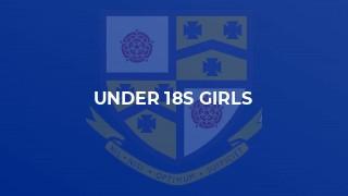 Under 18s Girls
