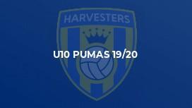 U10 Pumas 19/20