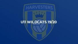 U11 Wildcats 19/20