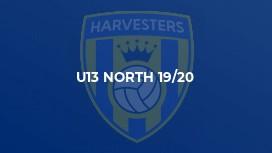 U13 North 19/20