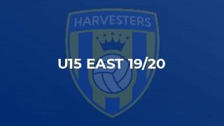 U15 East 19/20