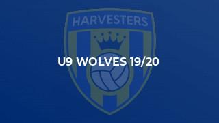 U9 Wolves 19/20