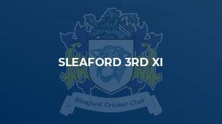 Sleaford 3rd XI