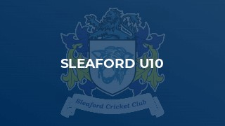 Sleaford U10