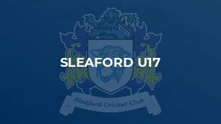 Sleaford U17