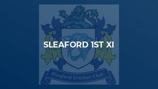Sleaford 1st XI