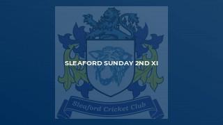 Sleaford Sunday 2nd XI