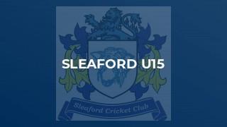 Sleaford U15