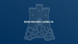 Edin Hockey Ladies 1s