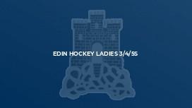 Edin Hockey Ladies 3/4/5s