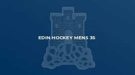 Edin Hockey Mens 3s