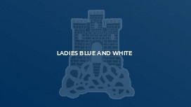 Ladies Blue and White