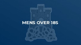 Mens Over 18s
