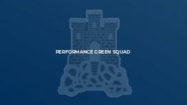 Performance Green Squad