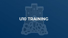 U10 Training