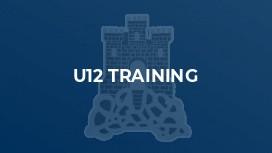 U12 Training