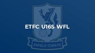 ETFC U16s WFL