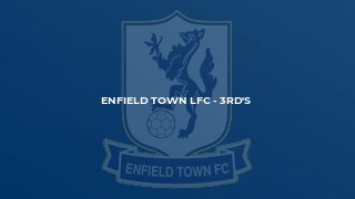 Enfield Town LFC - 3rd's