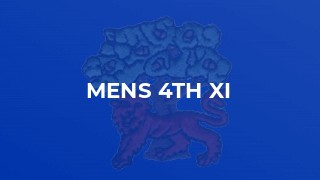 Men's 4's secure first win of the season
