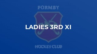 Ladies 3rd XI