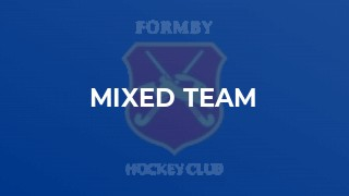 Mixed Team