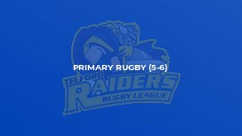Primary Rugby (5-6)