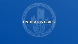 Under 10s Girls
