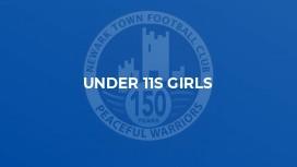 Under 11s Girls