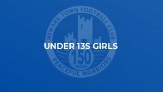 Under 13s Girls