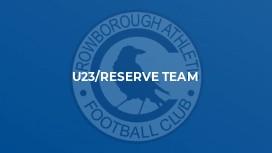 U23/Reserve Team