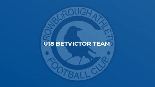 U18 BetVictor Team