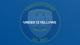 Under 12 Yellows