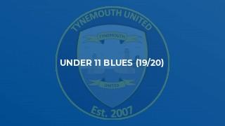 Under 11 Blues (19/20)