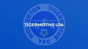 Tigermoths U14 v Shenley Cougars