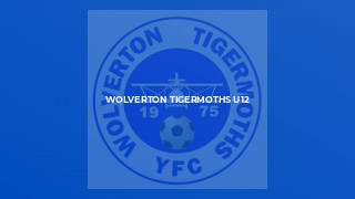 Wolverton Tigermoths U12