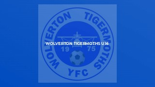 Wolverton Tigermoths U16