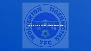 Wolverton Tigermoths U8