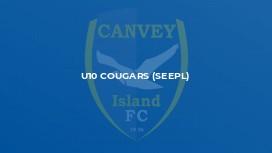 U10 Cougars (SEEPL)