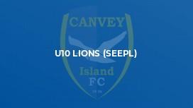 U10 Lions (SEEPL)