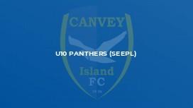 U10 Panthers (SEEPL)