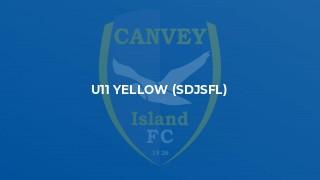 U11 Yellow (SDJSFL)