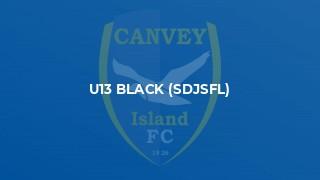 U13 Black (SDJSFL)
